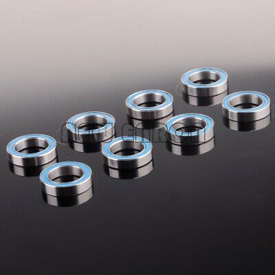 12*18*4mm Blue Rubber Sealing 6701ZZ Ball Bearing 8PCS 12x18x4