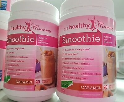 Healthy Mummy Smoothie CARAMEL x 2