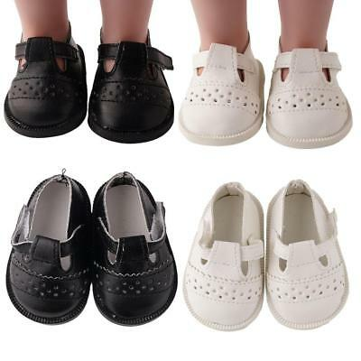 Beautiful Doll Shoes Fits 18 Inch  Girl Doll and Other 18 Inch Doll.US