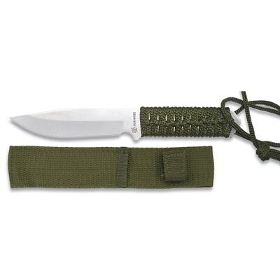 Couteau Paracorde Rui 31780 Vert Od Outdoor Camping Chasse