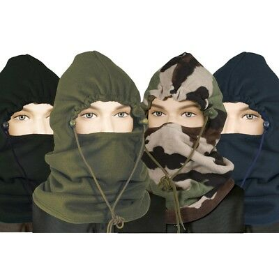 Cagoule Canadienne Reversible Tu Militaire Paintball Hiver Airsoft