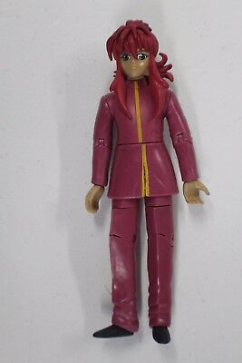 2004 Yu Yu Hakusho Kurama Action Figure toy Anime Jakks