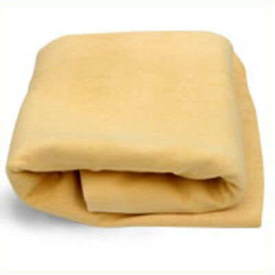Genuine Real Chamois Leather. 1.75 Square Feet. General Cleaning & Drying
