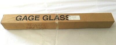 Lot of 4 Duran 7-161333 High Pressure Gage Glass