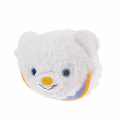 Disney Store Japan UniBEARsity Beauty and the Beast Chip Tsum Plush New Tags