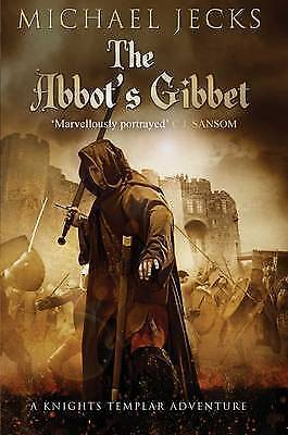 Abbot's Gibbet by Michael Jecks (Paperback) New Book