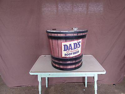 Vintage Dad's Old Fashioned Root Beer Cooler #2409
