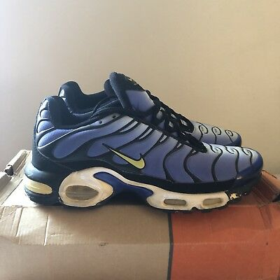 776ed7bd91 ... sale nike air max plus tn 2003 hyper blue 9.5 5fe1d ab897