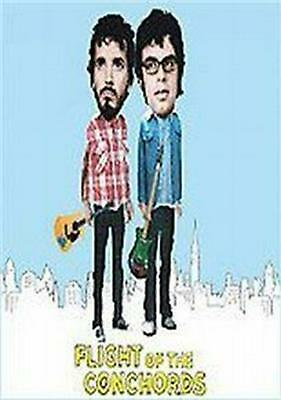 Flight of the Conchords: The Complete First Season - DVD Region 2 Free Shipping!