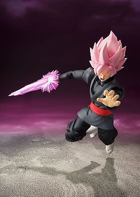 S.H.Figuarts Dragonball Dragon ball Z Super Gokou Black Figure New In Box