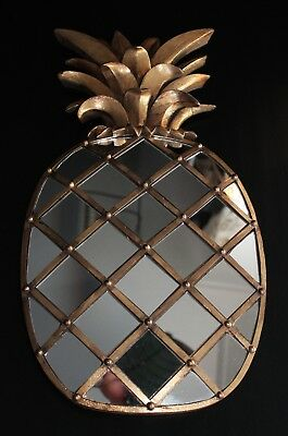 """ Espejo Piña "" (Retro - Vintage) "" Pineapple Mirror """