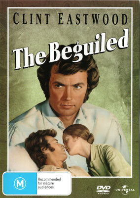 The Beguiled  - DVD - NEW Region 4
