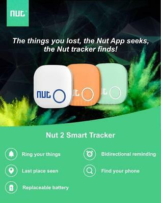 nut 2 GPS Smart Tracker Mini Finder BTTag for Android iPhone for iPad iPod X9L2