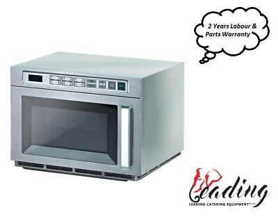 1800 Watt Commercial Heavy Duty 2 Levels No Turntable Microwave Oven
