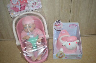 Baby Annabell Interactive Potty 163 33 35 Picclick Uk