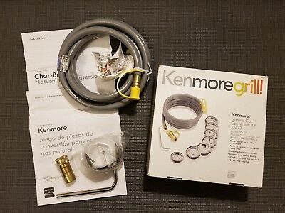 Convert Kenmore Grill To Natural Gas
