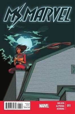 Marvel Now  Ms Marvel #11 First Print