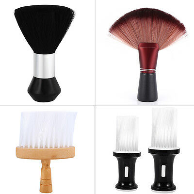 Salon Stylist Barber Neck Face Duster Soft Brush Hairdressing Hair Cutting GL
