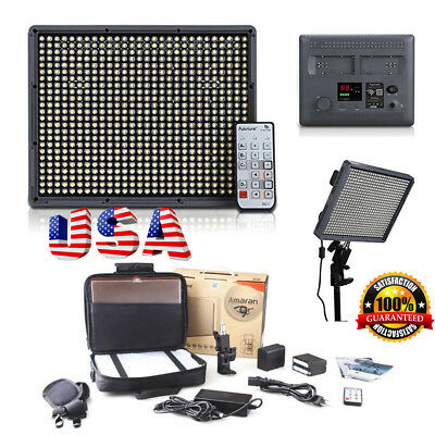 Aputure Amaran HR672S High CRI95+ LED Video Light Panel with wireless Remote USA
