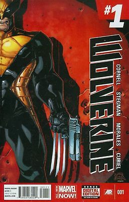 Marvel Now Wolverine #1 First Print