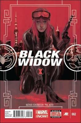 Marvel Black Widow #2 First Print
