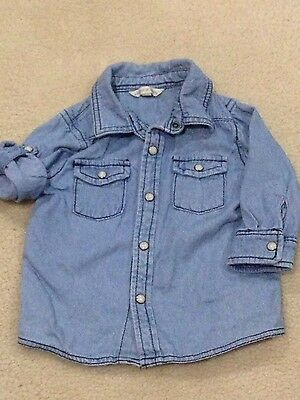 Cotton On Baby Shirt Size 0