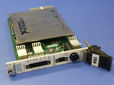 National Instruments PXI-4110 NI Programmable Power Supply