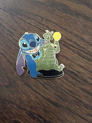 Disney Pin WDW - Imagination Gala - Pin Board Exclusive - Figment & Stitch LE