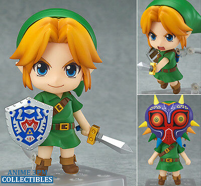 Nendoroid - Legend of Zelda Majora's Mask 3D -  # 553 Link Action Figure