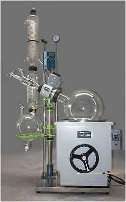Rotary Evaporator 50 Liter evaportor 20 l condesning flask Huge!!