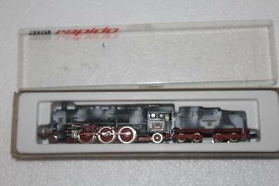 Model Train Arnold 0254 BR 18 WW II Camoflage Costum Paint MUST SEE!!!RARE FIND!