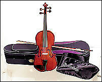 Stentor Student II 1/8 Size Violin Outfit - Antique Chestnut