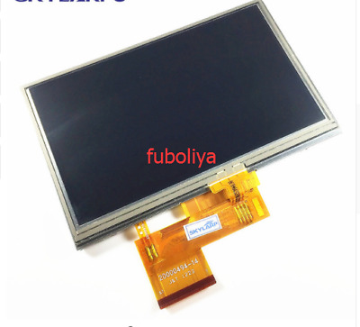 Touch Screen Digitizer For Garmin Zumo 550 450 79*64.5mm touch panel New XHT4