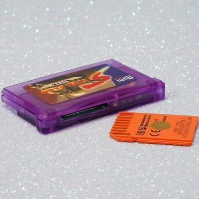 Supercard Flash Card Mini SD Card Adapter For GBA SP GBM IDS NDS NDSL UK;-,