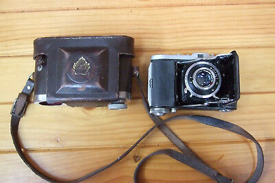 Balda baldinette folding 35mm with Case 1950s