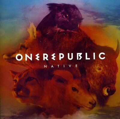 OneRepublic ~ Native NEW SEALED CD Feel Again,If I Lose Myself,Counting Stars +