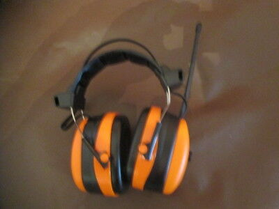 **NEW** FM Radio Ear Defenders Protection Ear Muffs