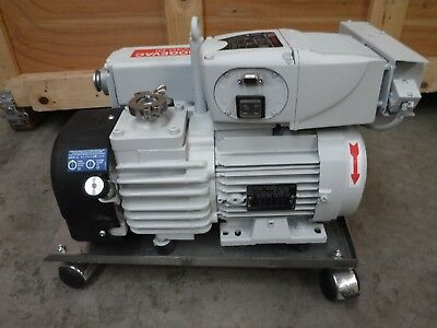 Oerlikon Leybold SOGEVAC SV 40 BI Single Stage Oil Sealed Rotary Vane Vac Pumps