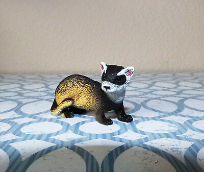 Yowie Yowies US Series 2  BLACK FOOTED FERRET