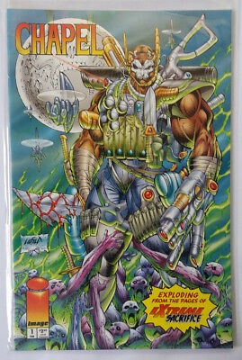 Chapel Vol.1 Nr. 1 - Image Comics - 1995 - Liefeld/Platt-cover