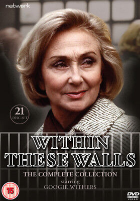 Within These Walls: The Complete Collection DVD (2018) Jerome Willis ***NEW***