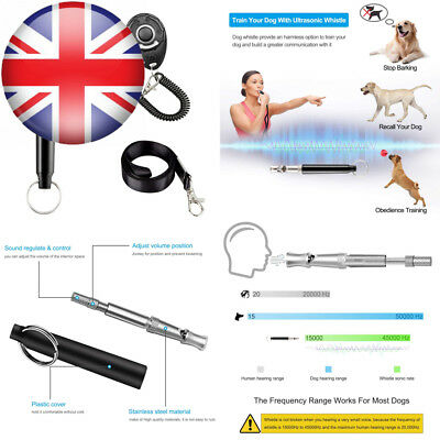 Diyife Dog Whistle, [Upgraded Version] Training Whistle with Clicker,...