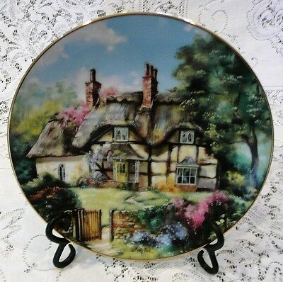 English Country Cottages ' Ginger Cottage' By Marty Bell