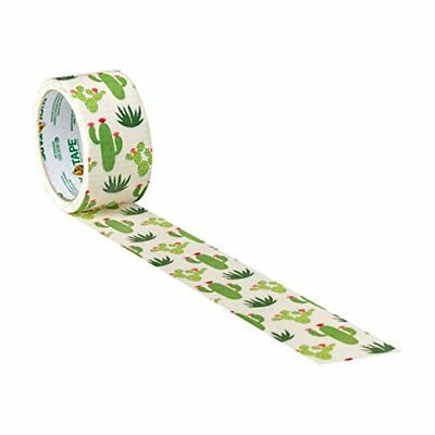"""Cacti Duck Tape Brand Duct Tape 1.88"""" x 10 yard Roll"""