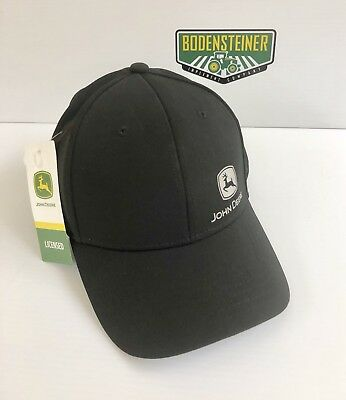 John Deere Licensed Fitted Reflective Cap Hat  Lp66986
