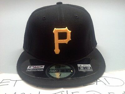 hot sale online bc0cc b7c88 ... discount nwt new era pittsburgh pirates 59fifty onfield fitted black  yellow mlb hat cap 2f842 d8861 ...