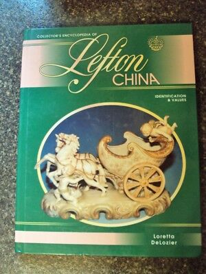 Lefton China Reference Book  - Loretta DeLozier 1995