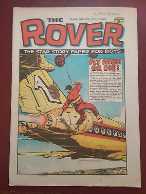 The Rover Comic - October 14th 1972 - The Star Story Paper for Boys #B2128