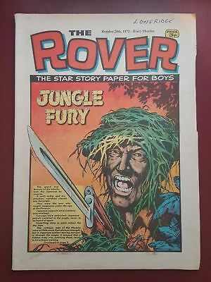 The Rover Comic - October 28th 1972 - The Star Story Paper for Boys #B2126