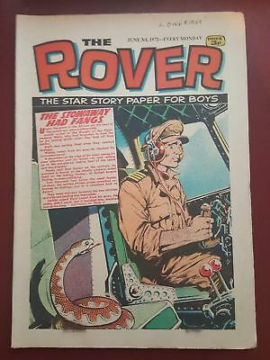 The Rover Comic - June 3rd 1972 - The Star Story Paper for Boys #B2137